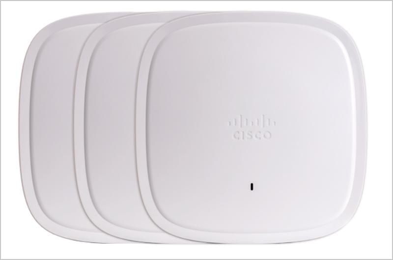 Entre las novedades de Cisco se encuentran los puntos de acceso inalambricos, que proporcionan una mayor fiabilidad en las conexiones.