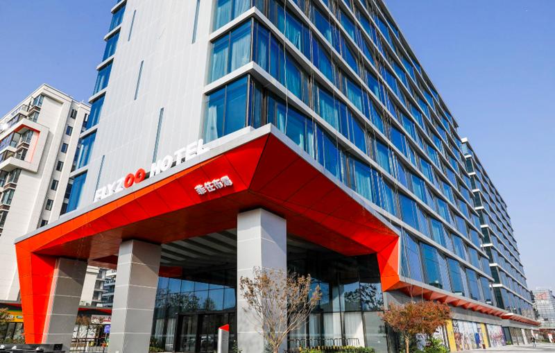 Alibaba ha hecho realidad el hotel del futuro, donde la tecnología es la base de FlyZoo Hotel.