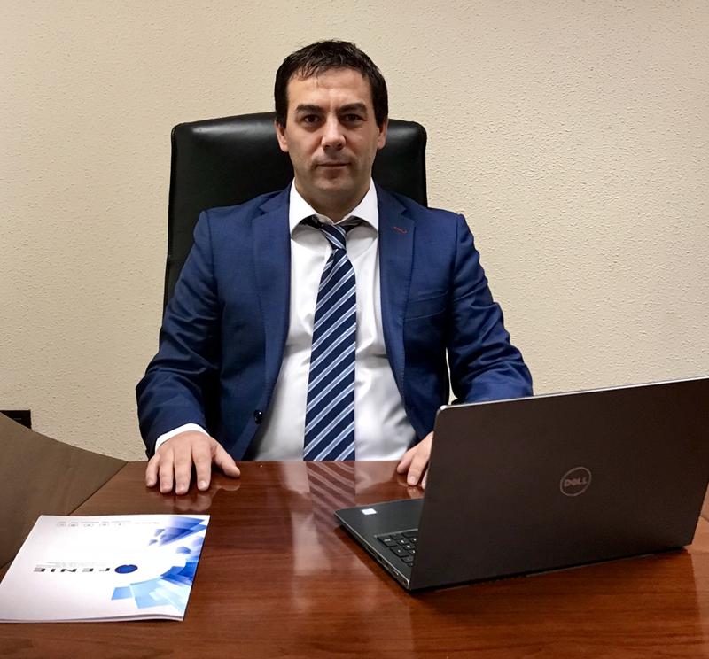 Jesús Roman, Secretario General de FENIE.
