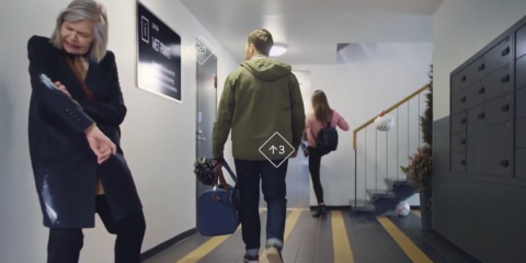 Residential Flow, la solución para la accesibilidad en los edificios conectados