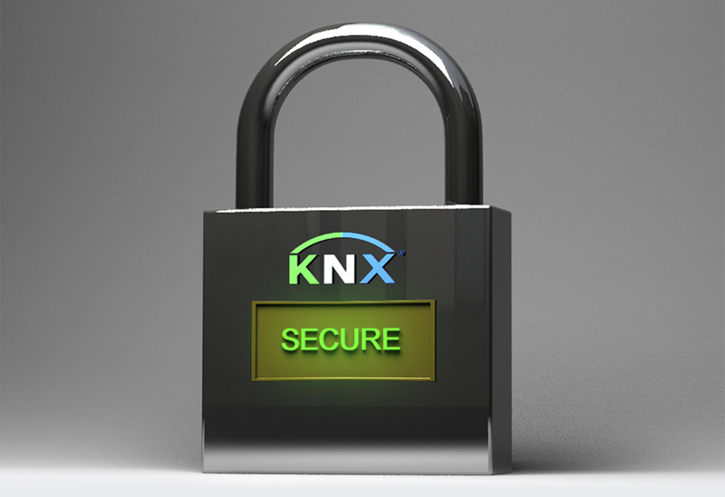 Protocolo de seguridad KNX Secure.
