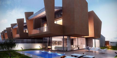 Perseo Drive, promoción de viviendas inteligentes completamente automatizadas en Alicante