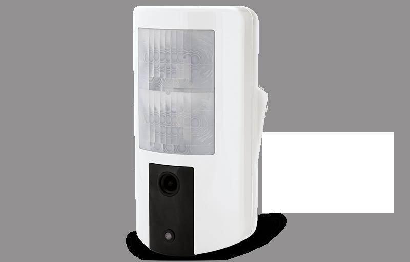 Los detectores inalámbricos Beyond DT incorporan doble tecnología para eliminar las falsas alarmas.