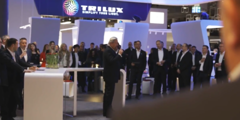 Trilux at the Light and Building 2018 Highlights