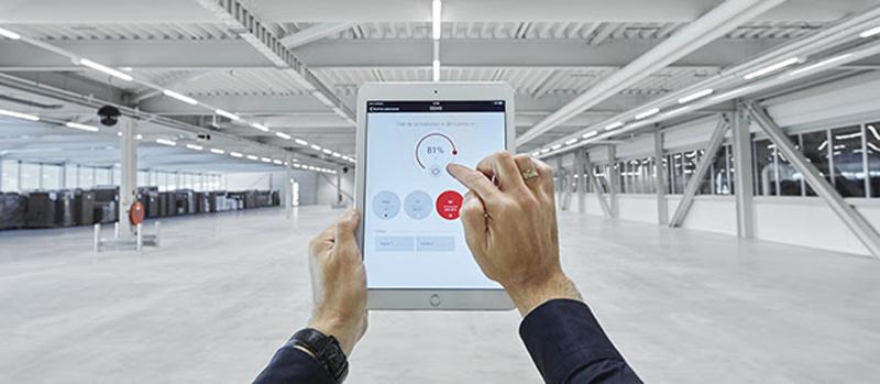 La nueva gama de E-Line Next LED incorporan la gestión lumínica LiveLink para un mayor control de la luz.