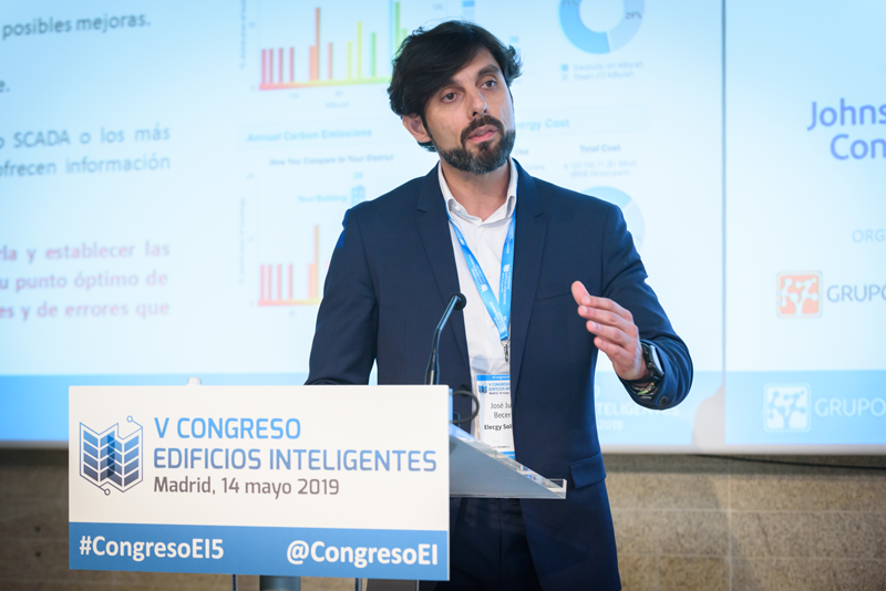 José Julio Becerril, Elecgy Solutions.