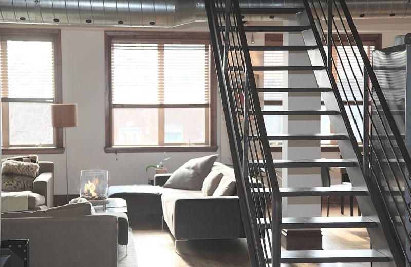 Interior apartamento.