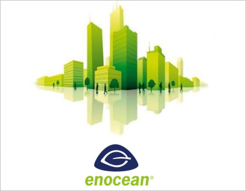 Logo de la Alianza EnOcean.