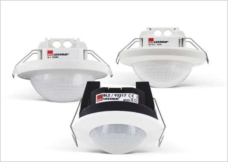 Detectores gama básica BL de BEG.