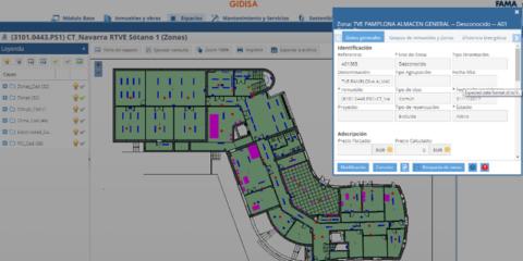 Gestión integral de inmuebles y servicios asociados (GIDISA)