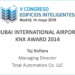 KNX Integration in Dubai International Airport