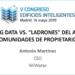 IoT y Big Data vs. 'ladrones' del agua en comunidades de propietarios