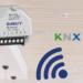 Dinuy presenta la gama KNX Radio-Frecuencia S-Mode para la integración completa con el sistema bus