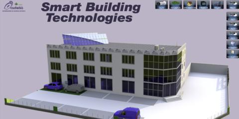 Cadielsa Smart Building: integración en edificios