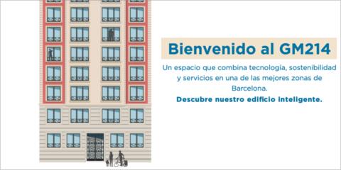 Alfred Building: Solución para convertir un edificio convencional en uno inteligente sin efectuar una obra