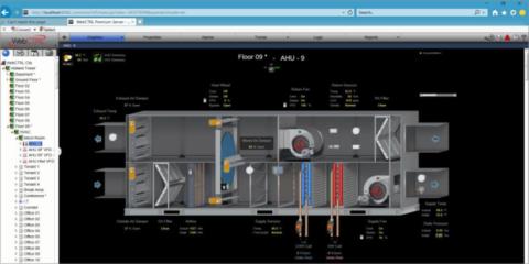 Sistemas híbridos e integrados de IoT+BMS para edificios: Más fiabilidad, flexibilidad a mejor coste de implantación