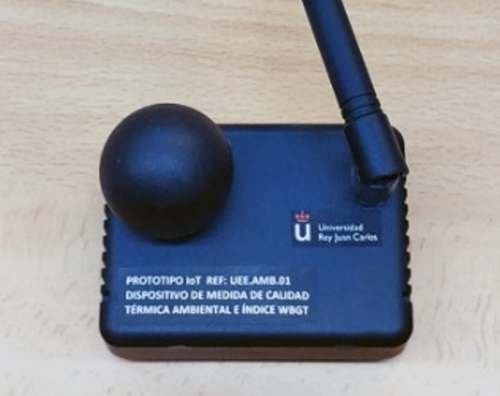 Imagen del dispositivo IoT.