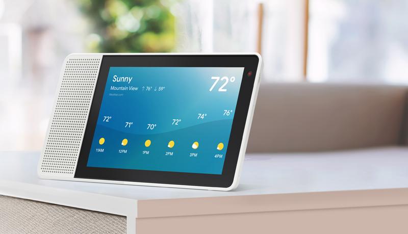 Lenovo Smart Display.