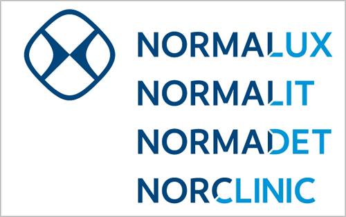 Logotipos de las marcas de Normagrup.