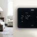 Touchpoint One Hotel, la interfaz con pantalla táctil para gestionar la climatización de las habitaciones