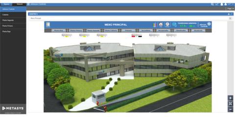 Mantenimiento avanzado de edificios inteligentes con Metasys 10 y conexión a CRA
