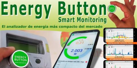 Energy Button convierte a los contadores en inteligentes para controlar remotamente el consumo de los edificios