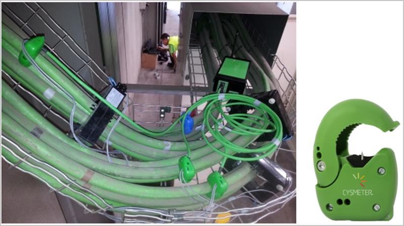 Instalación de cableado.