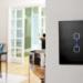 La gama de placas Chorus ICE permite controlar los sistemas automatizados de los hogares conectados