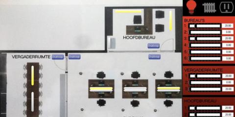 El laboratorio inteligente y conectado que optimiza eficiencia energética, seguridad y confort