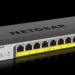 Las pymes disponen en el mercado de un conmutador de 10 puertos con gestión remota basada en la nube