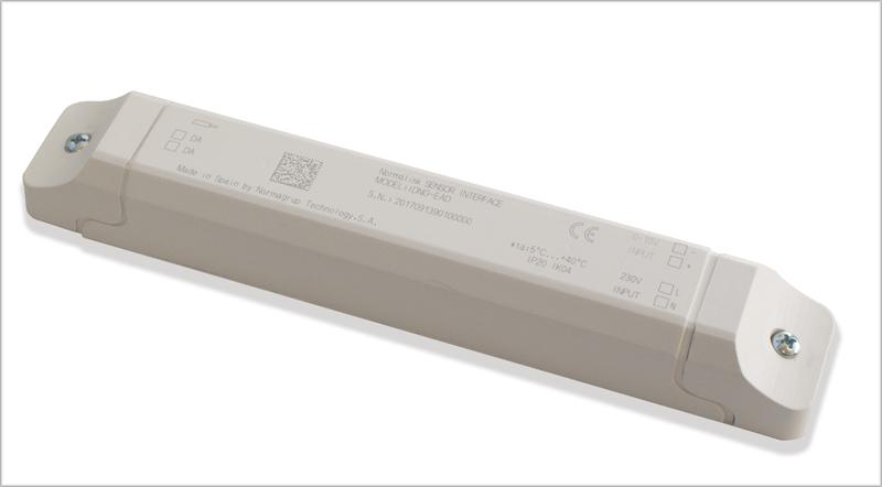 Adaptador analógico-digital IDNG-EAD de Normalink.