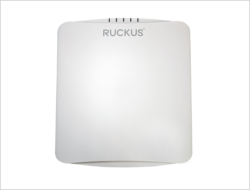 Punto de acceso de Ruckus.