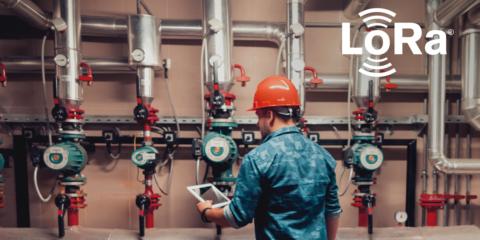 El protocolo LoRaWAN se implementa en los medidores de agua de la compañía china HWM