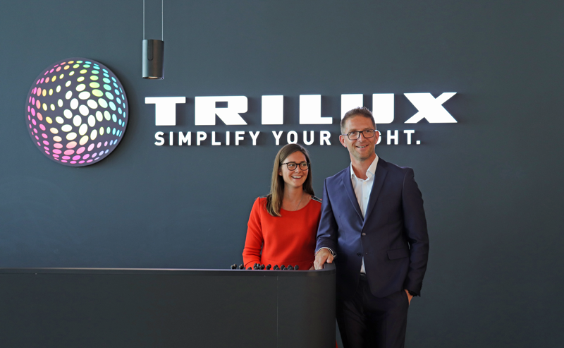 Responsables de Marketing de Grupo Trilux