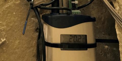 Un total de 23 sensores medirán las condiciones ambientales interiores de la Catedral de Sevilla