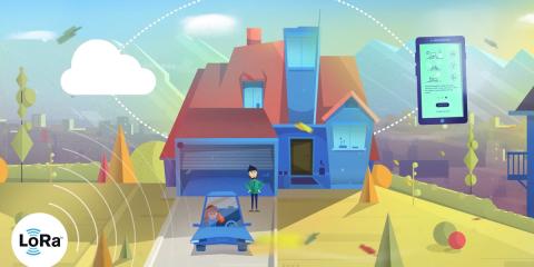 El proyecto Homy automatiza la seguridad y la climatización de los hogares para mejorar la eficiencia energética