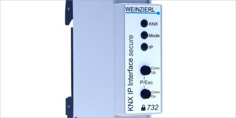 KNX IP Interface secure, el bus que garantiza la seguridad de las conexiones entre los dispositivos
