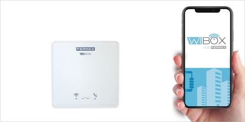Wi-Box, el dispositivo de Fermax para digitalizar los videoporteros y porteros con tecnología VDS
