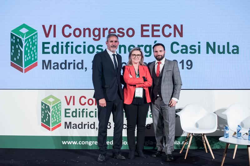 Clausura del VI Congreso Edificios Energía Casi Nula
