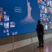 El videowall LED del Museo de la Estatua de la Libertad asegura el flujo de contenido en situaciones críticas