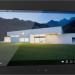 Pantalla táctil con tecnología KNX que gestiona los dispositivos inteligentes en remoto
