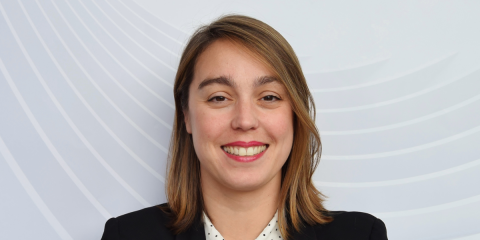 Nora Araico, product marketing director de ABB