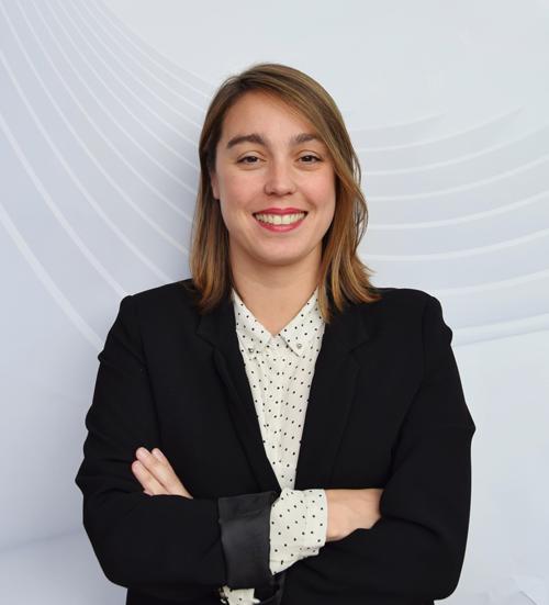 Nora Araico, Product Marketing Director del negocio Edificios inteligentes en ABB.