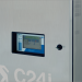 Las centrales de baterías inteligentes de Normalux alimentan la luz de emergencia en caso de fallo eléctrico