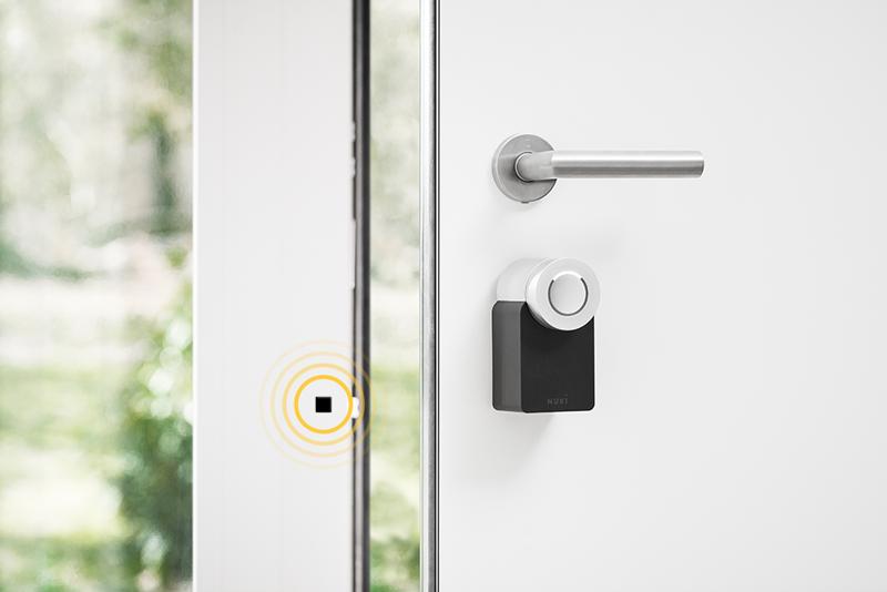 Cerradura inteligente Nuki Smart Lock 2.0.