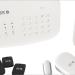 El sistema de alarma inteligente gestionable con conexiones Wi-Fi y SIM dispone de la función antisabotaje