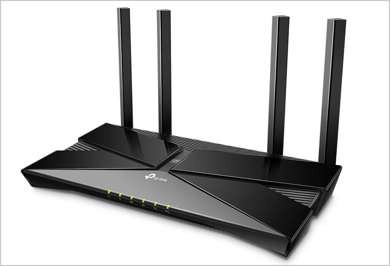 Router Archer AX50 de TP-Link.