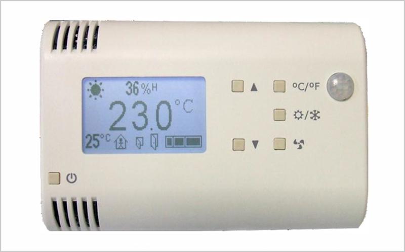 Controlador HVAC ITPIR-100FB de Echelon.
