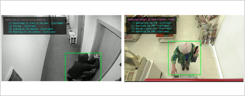 Un pantallazo del sistema de Fujitsu.