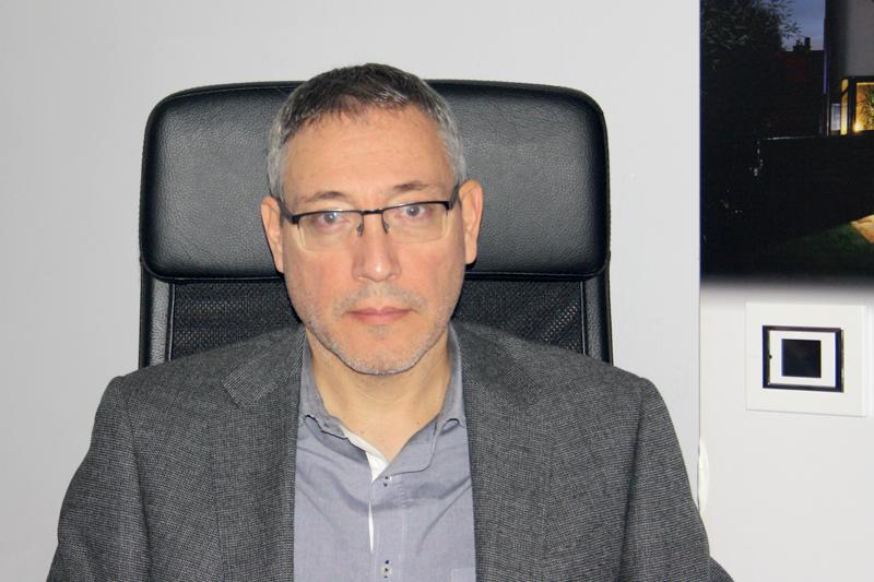Joan Carles Reviejo, director de Domintell España.